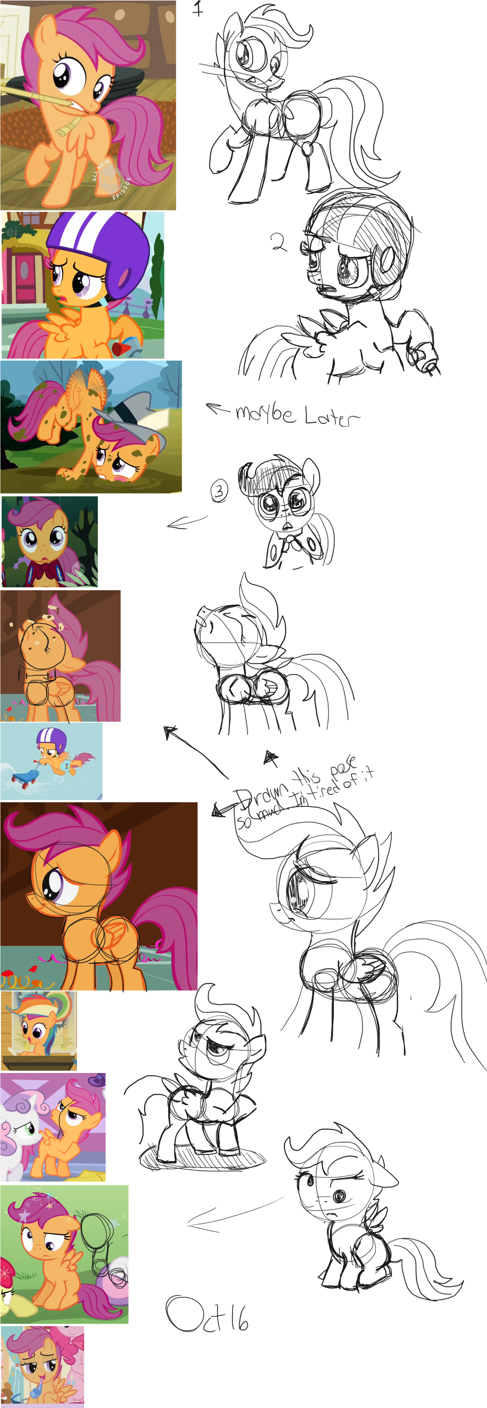 Art Now we're on a mission to help ponies discover theirs! art