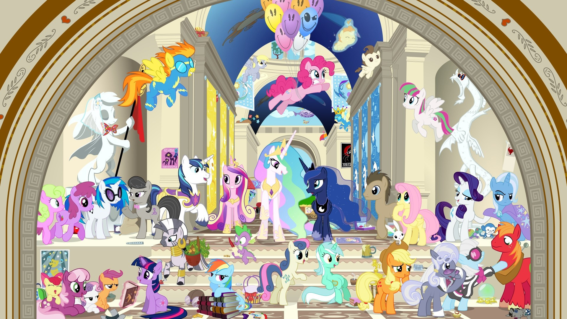 collab mlp fim android livewallpaper